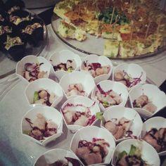 Buffet Gamberetti Finger Food