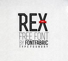 30 Fresh Free Fonts for Your Designs