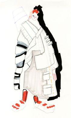 Ideas Fashion Portfolio Pages Central Saint Martins Alex Russo Source by illustration Fashion Illustration Collage, Illustration Mode, Fashion Collage, Fashion Art, Trendy Fashion, Fashion Ideas, Fashion Illustrations, Alex Russo, Fashion Sketchbook