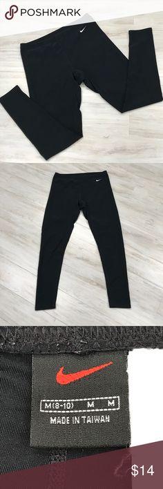 Nike leggings Black Nike leggings Nike Pants Leggings