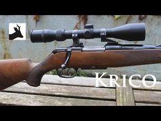 krico 22lr model 300 -- 1960 - YouTube