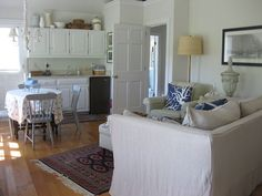 Rice Cottage, Southwest Harbor, Maine featured in Country Living magazine.  Summer rental Homeaway 124121
