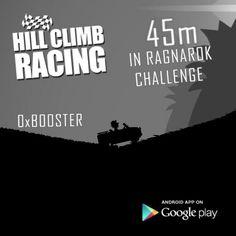 Hill Climb Racing, Climbing, Challenges, App, Mountaineering, Apps, Hiking, Rock Climbing