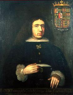 AntoniodelaCerdayAragon.jpg. III marqués de la Laguna de Camero Viejo, conde consorte de Paredes de Nava. Grande de España