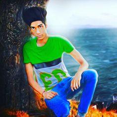 Stylish Boy Aazam Popz