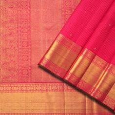 "Kattam & Vari - Checks and Stripes – tagged ""Availability_ Unsold, Craft/Fabric_Kanjivaram Silk"" – Page 7 – Kanakavalli"