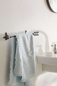 Magical Thinking Arrow Towel Bar - Urban Outfitters