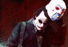 regram @ilovefantasyart Title: The Joker  Artist: Chema Mansilla  #picoftheday #instagood #digitalart #bat man #thejoker #digitalpainting  #fantasy #fantasyart #followme #sweet #tagsforlikes #wow #ilovefantasyart #cgart #cool #creativity #inspiring #artsy #omg #best  #followme #artwork #art #irunmarathon #illustration #instadaily #painting #instamood #follow #love #storytelling