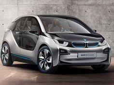 Carro i3 Concept da BMW