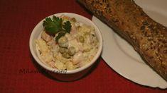 Domáci vlašský šalát Grains, Rice, Food, Meal, Essen, Hoods, Meals, Eten, Korn