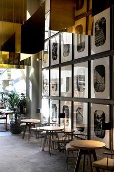 Потрясающий отель «Дом мимозы» в Барселоне | Пуфик - блог о дизайне интерьера