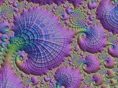 Fractals in purple                                                                                                                                                      Más