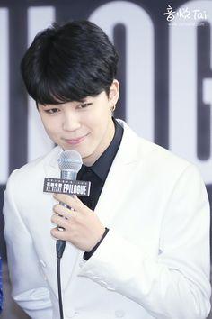 BTS Press Conference for <화양연화 on stage: epilogue> | Jimin | Bangtan Boys | Park Ji-min | Bangtan Sonyeondan | Chimchim | Bulletproof Boy Scouts | Big Hit Entertainment