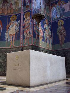 File:Topola Tomb of King Peter I.JPG