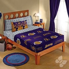 Los Angeles Lakers Bunk Bed