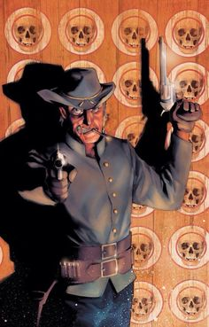 Jonah Hex by Phil Noto