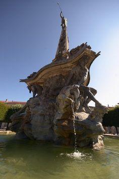 Ville de Nancy - Fontaine Place de l'Alliance  Proposé par Cédric Amey