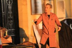 Peter Capaldi gets his hands on the Sonic Screwdriver