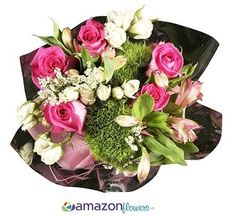 Flower Bouquet - Tule
