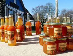 Šťáva a marmelády z rakytniku Restaurant, Hot Sauce Bottles, Fig, Canning, Drinks, Fine Dining, Healthy, Drinking, Beverages