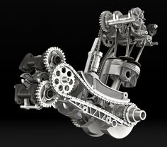 Ducati 1199 Panigale - Engine