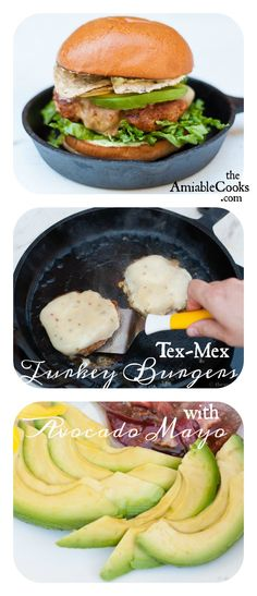 This is hilarious i have to make this zombie snot dip for our these tex mex turkey burgers with avocado mayo are ridiculously flavorful toasty bun forumfinder Images