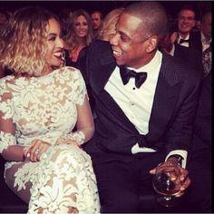 Beyonce & Jay-Z  2014 @ #grammys