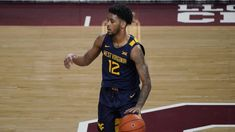 WVU Searching for Identity Without Tshiebwe | News, Sports, Jobs - The Intelligencer