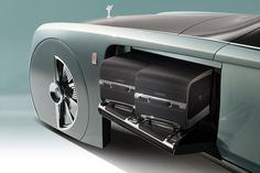 Rolls-Royce has given us a unique insight into what the ultimate luxury vehicle might look like over the next century with the Vision Next 100 concept car.