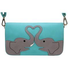 Elephant Love Convertible Bag, $34.95 from #TheHungerSite