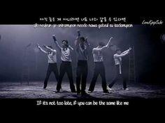 Beast - Ribbon MV [English subs + Romanization + Hangul] HD