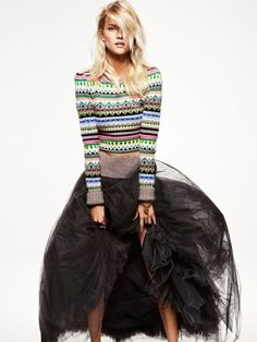 I want that skirt!!!