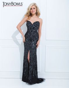 Tony Bowls Evenings Style TBE11427 now in stock at Bri'Zan Couture, www.brizancouture.com