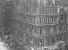 Cornelius Vanderbilt II Mansion demolition - New York