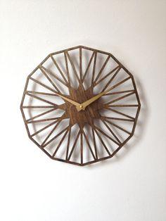 Sarahs Laser-cut wooden clocks - Imgur