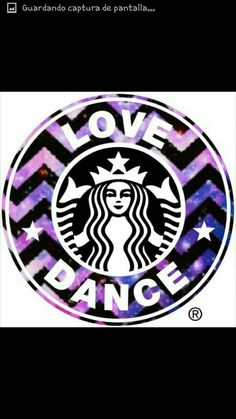 Logo de Starbucks de LOVE dance