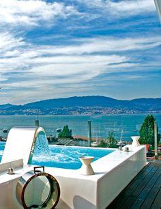 Gran Hotel Nagari Pontevedra Spain