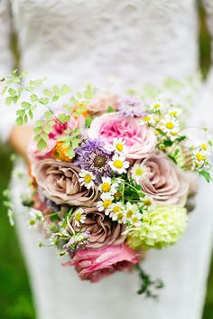 Every woman who wants to get married should see this stunning bridal bouquets