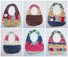 home made baby bibs - Google Search