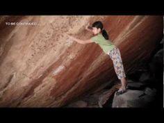 Ashima: Return of the Warrior Ninja Princess - this ridiculous 10-year old can climb V13 boulder problems!