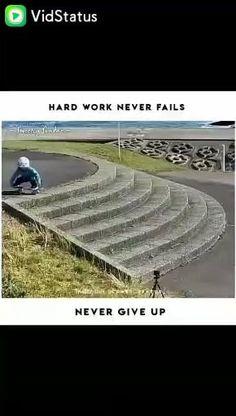 Success Video, Life Motivation, Positive Life, Urdu Poetry, Never Give Up, Work Hard, Music Videos, Working Hard, Hard Work