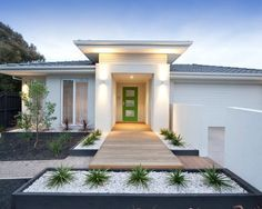 front entry modern - Google Search