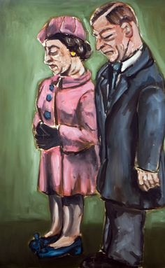 "Benyounes Semtati ""Couple royal"", 2006"