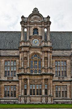 Oxford University U. University Architecture, British Architecture, Cathedral Architecture, Oxford England, College Aesthetic, Travel Aesthetic, Oxford College, University Of Oxford, My Academia
