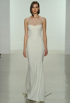 Amsale Spring 2015 Wedding Dresses and Bridesmaid Dresses - The Knot Blog