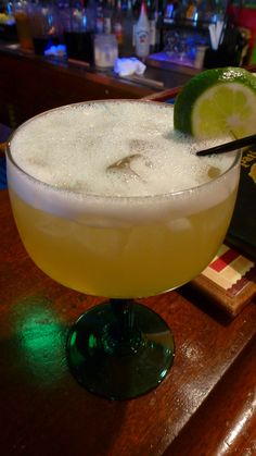 The house margarita at La Tapatia in Asbury Park