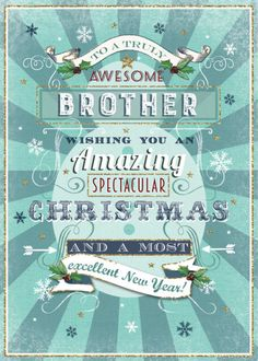 Claire Mcelfatrick - BROTHER Christmas Vintage Type