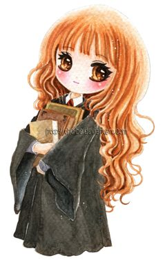 Goodbye Hermione by tho-be on @DeviantArt