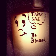 """Fix your thoughts on things above. """"ThinkWells"""": It's not just a name. It's an outlook on life"""