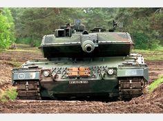 Mal einen Panzer fahren